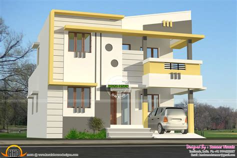 home exterior design photos in tamilnadu september 2015 kerala home design and floor plans