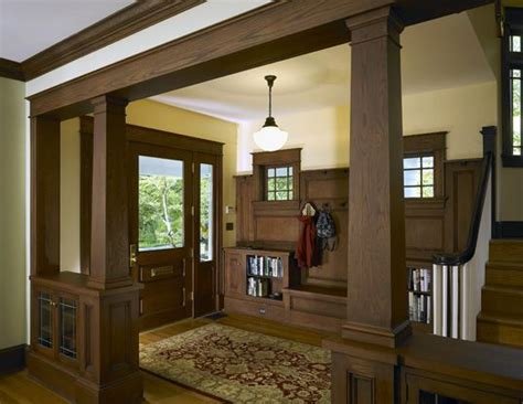 home entryway old house renovation quot squarely historic quot awards design