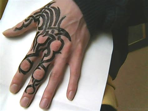 tribal tattoos on hand 98 mind blowing tribal tattoos on