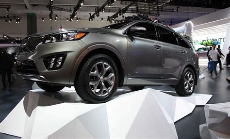 kia sorento top speed 2016 kia sorento review top speed