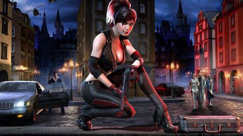 wallpaper girl gamer bloodrayne full hd desktop wallpapers 1080p