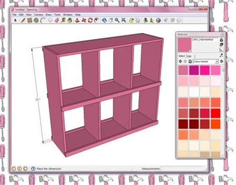 google sketchup layout help google sketch up basics from ana white to help make some