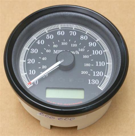 Speedometer Beat Spido Spedo Kilometer Original harley original speedo speedometer mph km h electronic dyna sportster touring ebay