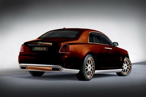 roll royce fenice rolls royce ghost diva by fenice milano news top speed
