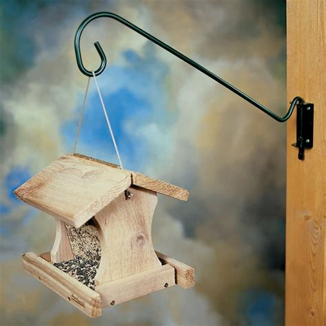 shop woodlink bird feeder wall bracket at lowes com