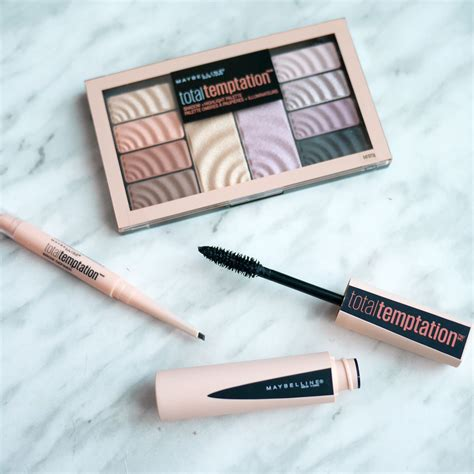 Maybelline Eyebrow Palette maybelline total temptation eyeshadow highlight palette