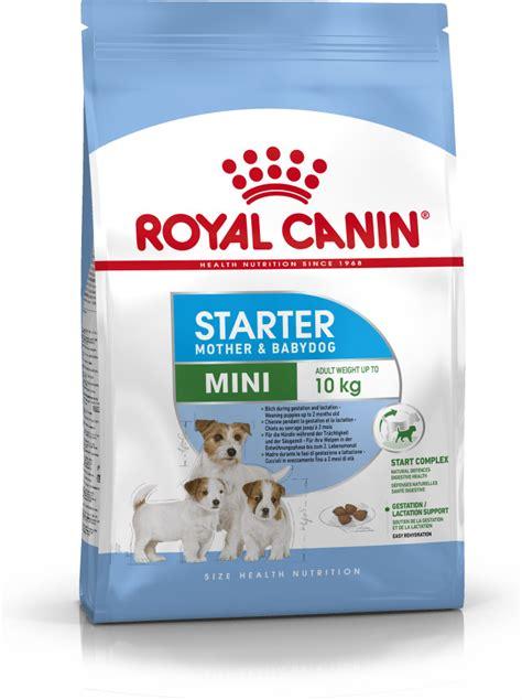 Royal Canin Mini Starter And Babydog Food Makanan Anjing mini starter food royal canin 174