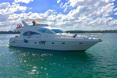 boat charter miami florida south florida yacht charters luxury private boat rentals