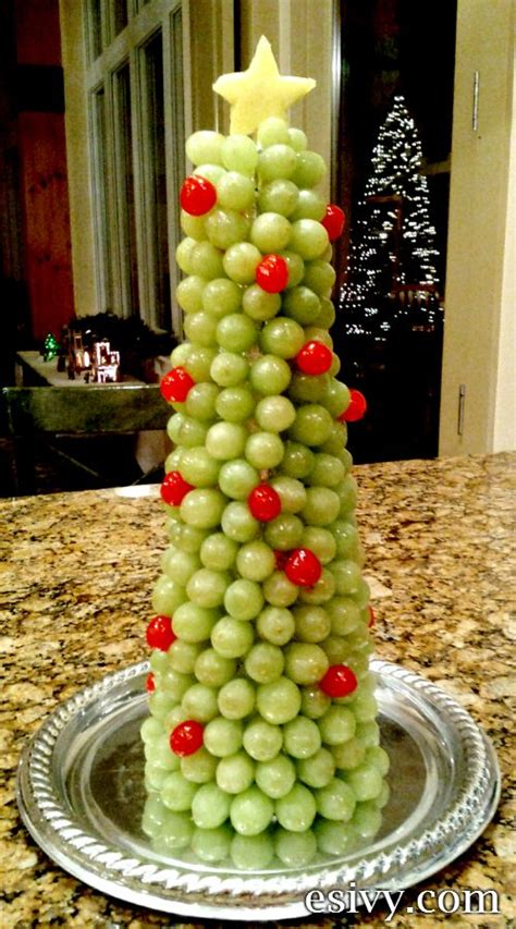 fruits for christmas party 1000 ideas about fruit tree on snacks deserts and