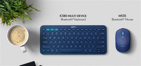 Logitech M337 Biru Bluetooth Mouse logitech hadirkan k380 dan m337 keyboard mouse multi