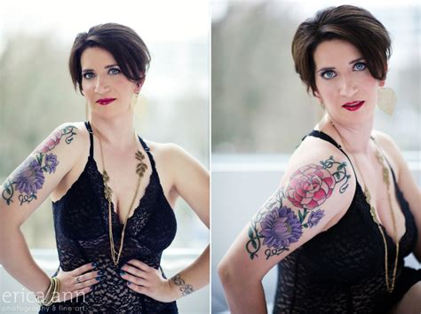 va va voom gorgeous tattoo boudoir blog