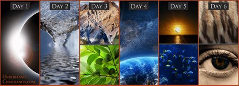 Day 6 A Scenic Detour by Creation In Six Days Understandchristianity