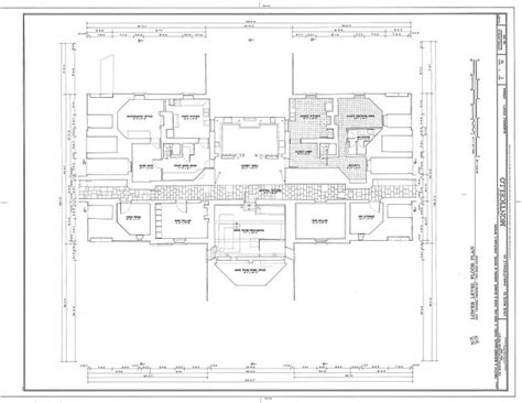floor plan of monticello 22 best images about monticello on pinterest