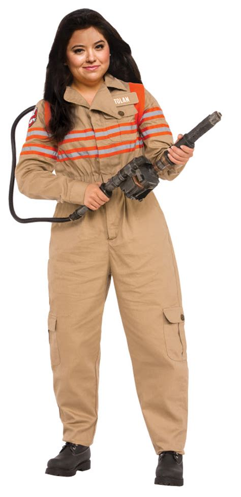 ghostbusters costume s plus size ghostbusters costume costumes