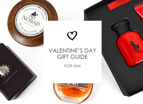 valentines delivery for him s gift ideas for him escentual s buzz