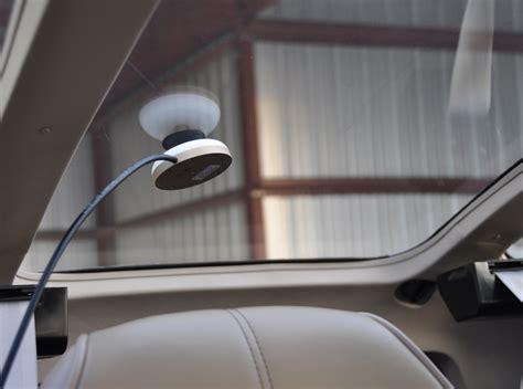 iridium aviation glass mount antenna