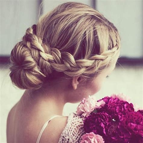 beautiful buns hairstyles dailymotion crown braid low bun trends style hair styles