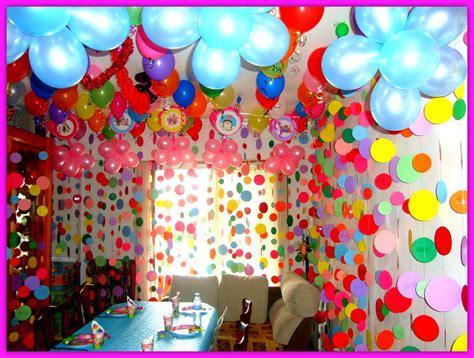 decoracion con globos para cumplea 241 os de ni 241 a imagenes