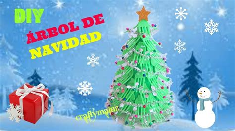 arbol de navidad casero 193 rbol de navidad casero decoraciones navide 241 as diy fork tree