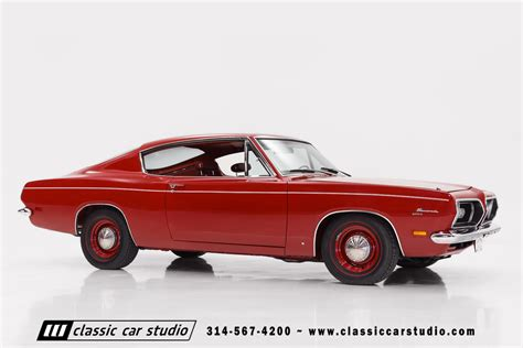 Barracuda Auto by 1968 Plymouth Barracuda Formula S Photos And Specs Autos
