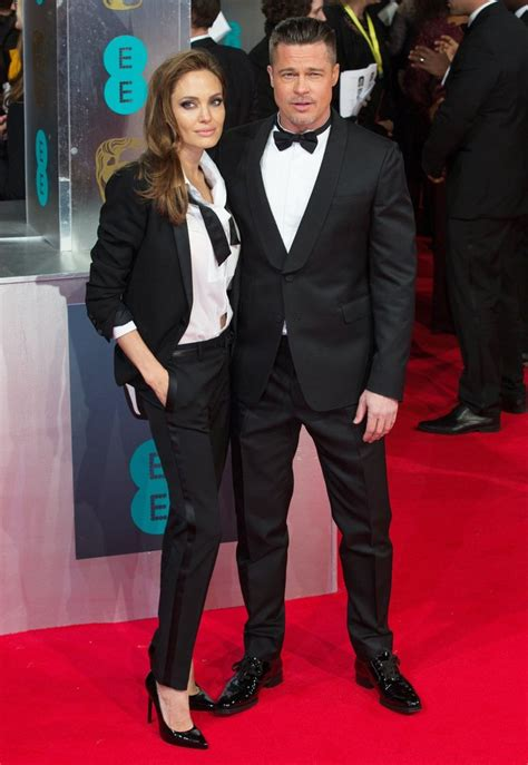 Brangelina Descend On Cannes by Ma Come Ti Vesti I Brangelina Ai Bafta