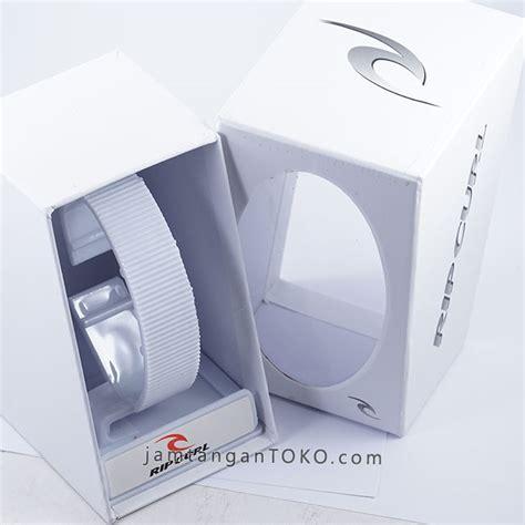 Jam Tangan Pria Wanita Ripcurl Canvas Rc0555 Grey gambar kelengkapan pembelian jam tangan rip curl