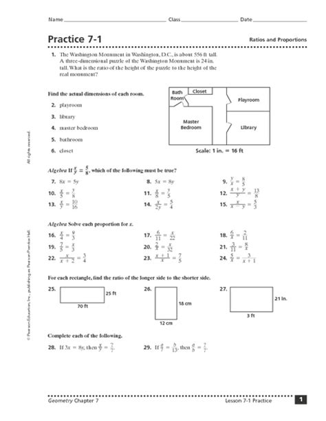 printable math worksheets on proportions printables proportions worksheet answers messygracebook