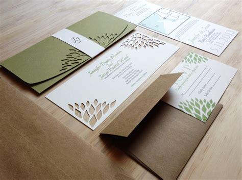 handmade wedding invitations on simple elegance wedding invitation handmade wedding