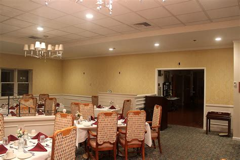 Kimball dining room