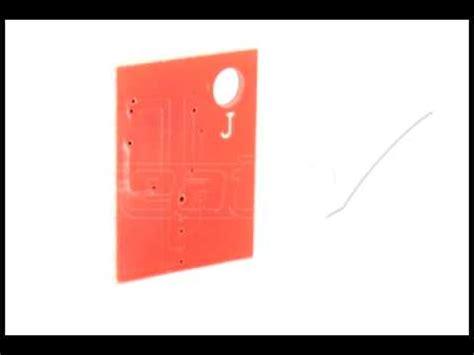 Chip Resetter Lexmark E 120 chip lexmark e120 e120n