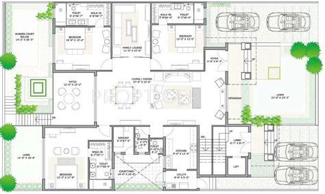 Farmhouse Floor Plan Bptp Luxe Villas In Sector 70a Gurgaon Price Location