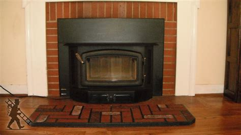 wood stove insert installation greenville sc chim