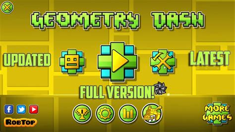 geometry dash full version baixar how to get geometry dash full version for free on pc