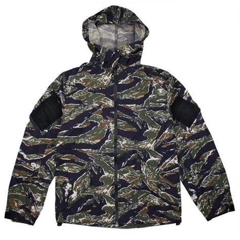 Jaket Blue Tiger tmc nyco jacket 外套 blue tiger stripe camo藍虎條紋迷彩 tmc2973