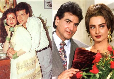 film actress family story rekha marriage the complex love story of the resilient beauty
