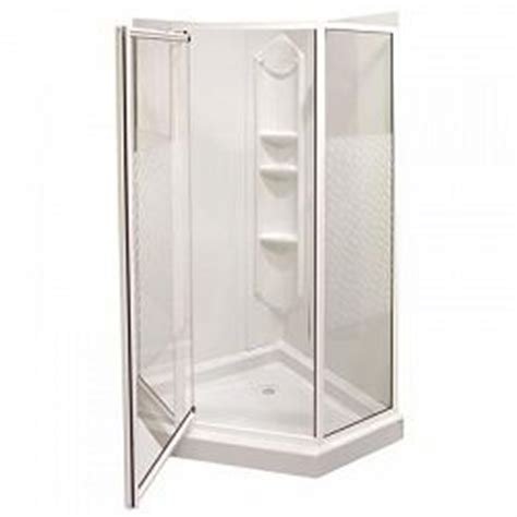 38 Inch Neo Angle Shower Doors Everest 38 Inch Neo Angle Shower Kit Sale Prices Deals Canada S Cheapest Prices Shoptoit