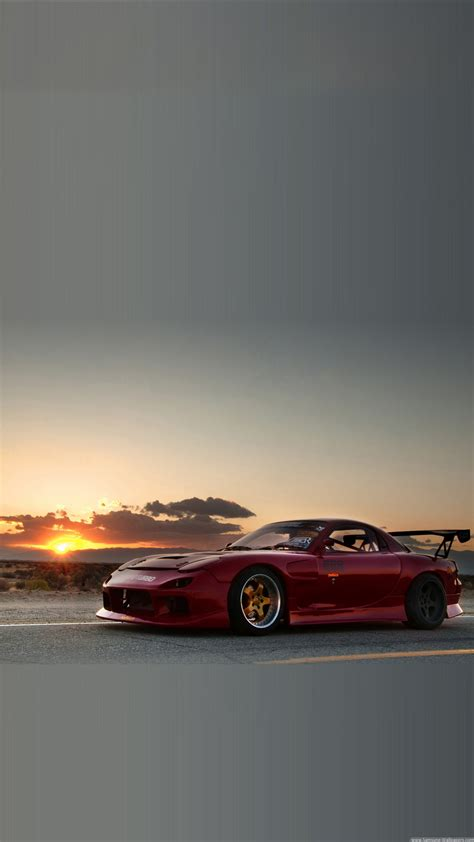 mazda rx7 wallpaper for iphone image 148 mazda rx7 sunset iphone 6 plus hd wallpaper ipod
