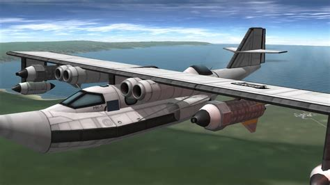 how to build a boat in kerbal space program pbk katarina flying boat kerbal space program 1 0 5