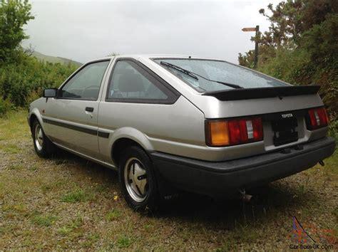 Toyota Trueno For Sale 1983 Toyota Ae86 Trueno For Sale Autos Post