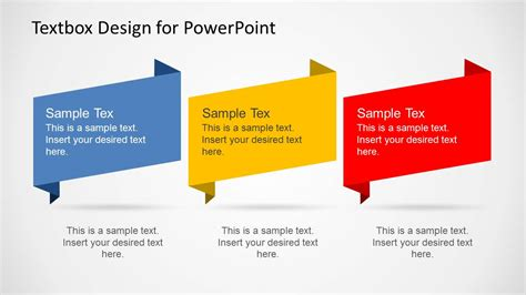 templates for text boxes creative powerpoint text boxes slidemodel