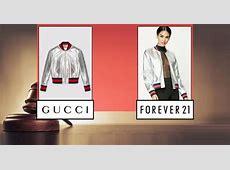 Gucci sues Forever 21 for trademark infringement - CBS News International Trademark Suit
