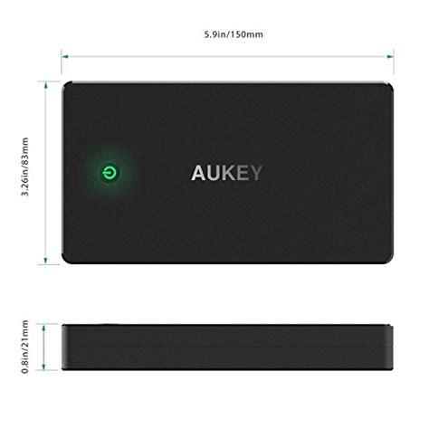 lightning charger input aukey 20000mah portable charger with lightning and micro