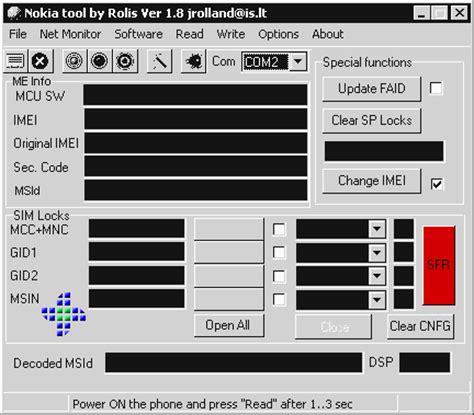 reset user data tool v1 4 nokia full factory reset free with nokia tool by rolis v1