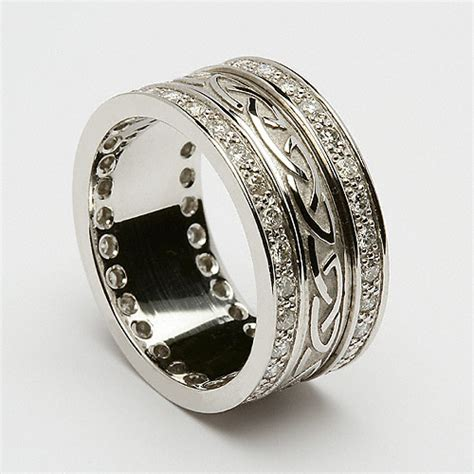 celtic wedding rings a traditional symbol of adore