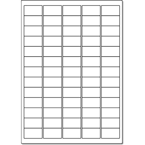 label template 65 per sheet pdl65s 65 label per sheet
