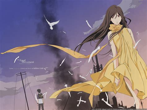Beautiful From World Artbook rahxephon wallpaper zerochan anime image board