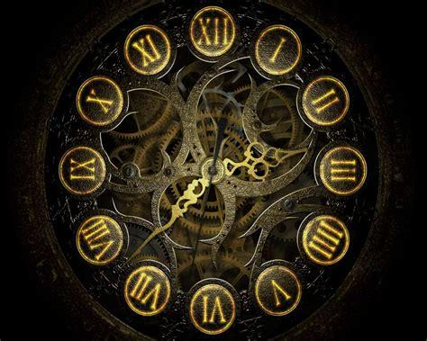 wallpapers  desktop  clock wallpapersafari
