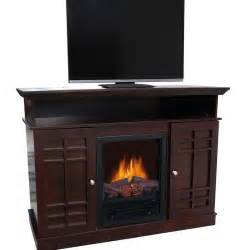 Electric Fireplace Tv Stand In Espresso B001jm5jv8 On Modern Tv Stands » Ideas Home Design