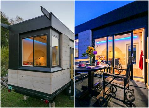 Small Home Plans Universal Design Wheelchair Friendly Tiny House Proves Universal Design Can