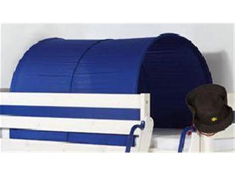 bett tunnel flexa basic betttunnel blau f 252 r kinderbett 123moebel de